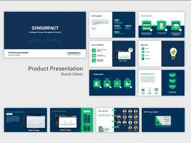 Client Product Presentation