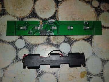 RGB-LED Bar