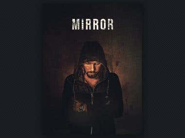 Mirror Film Poster Design