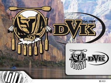 DVK Adventures Logo