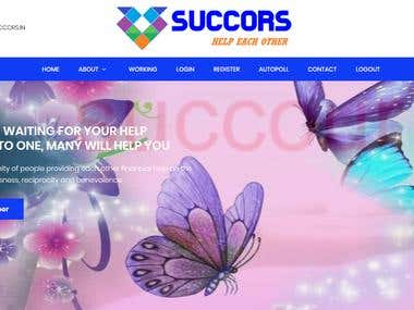 succors.iN