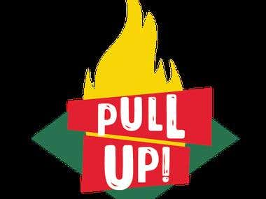 PULL UP / MUSIC LOGO