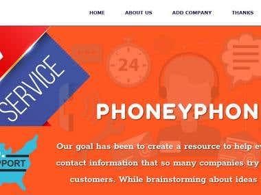 PhoneyPhoners