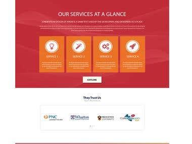 Website for Digital Network Group