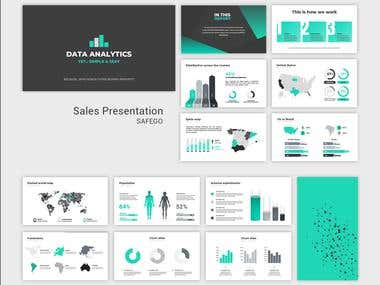 Report format for Data Analytics company