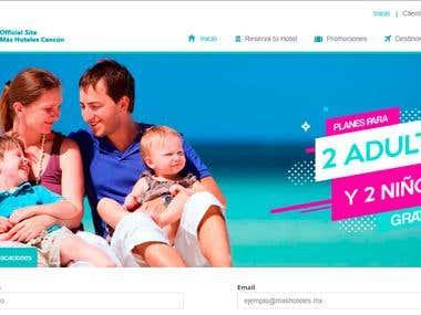 Diseño de Sitio Web y Marketing en Facebook