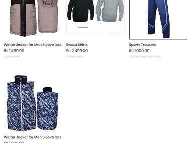 SBM Sports Wear