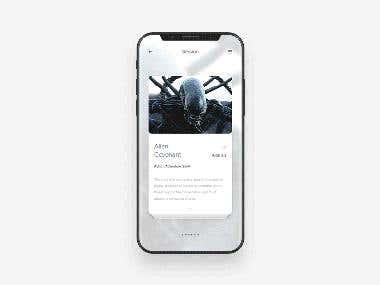Cinema iOS App