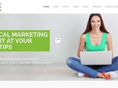 Marketing Desk