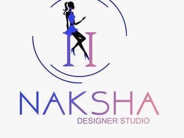 Naksha Logo Design