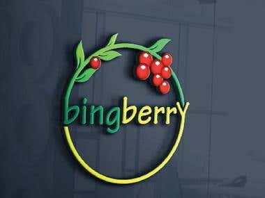 Bing Berry Logo