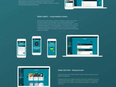 Web/mobile Application Development: Employee engagement APP