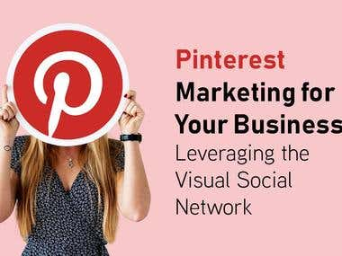 we wil help you with pinterest marketing