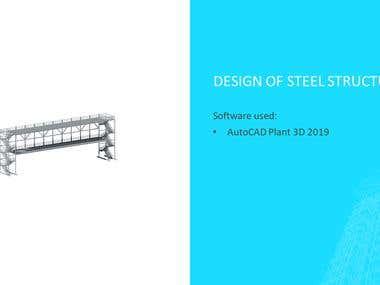 AutoCAD Plant 3D: Steel Structure
