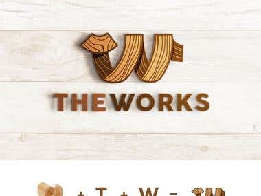 logo the works