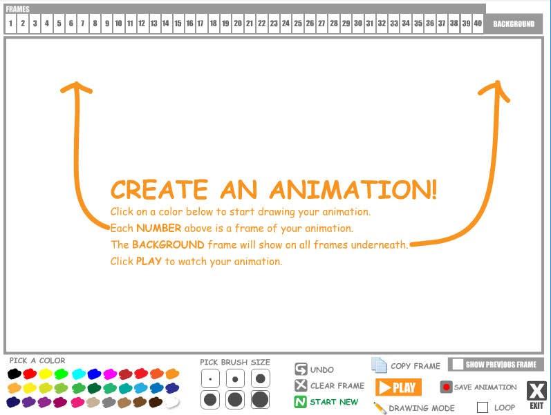 Animation maker APP