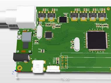 Wireless camera transceiver based on nuvoton N32926
