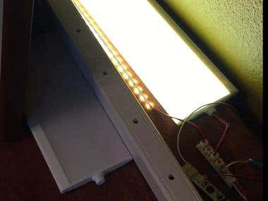 LED Strip Dimming Controller