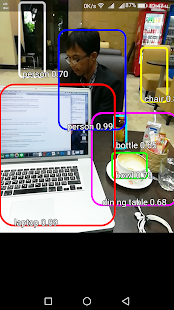 Object Detection Mobile App