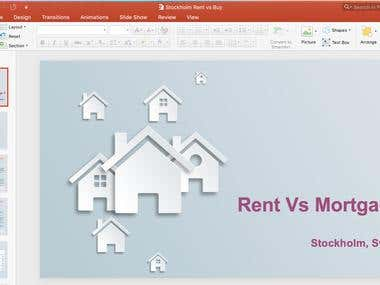 Rent VS Buy PPT
