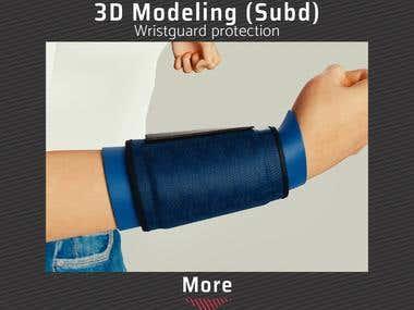 Wristguard protection