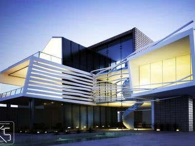 VILLA&BUILDING EXTERIOR DESIGN