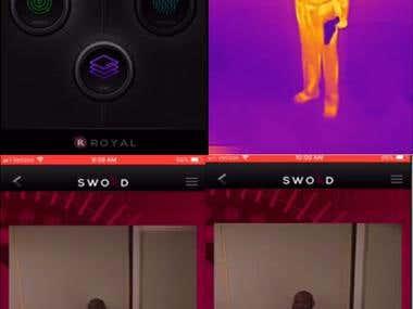 Sword(Fire Arm Detector)
