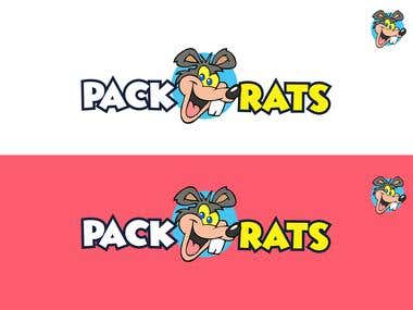 Logo For Pack Rats