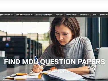 Study portal - onlinestudy.guru