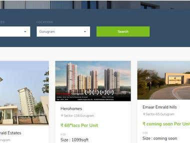 Property portal - Aplus homes