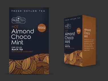 Flavoured Tea Packaging
