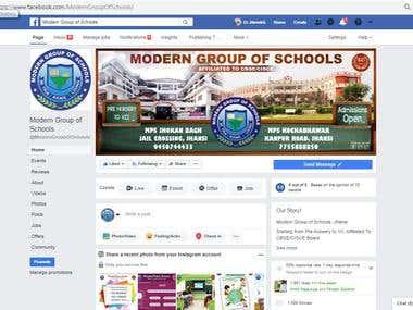 Social Media Promotion & Management