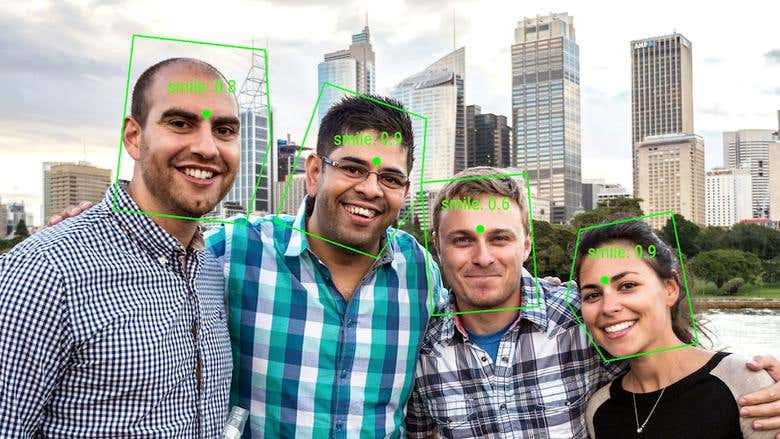Face Detection & Recognition | Freelancer