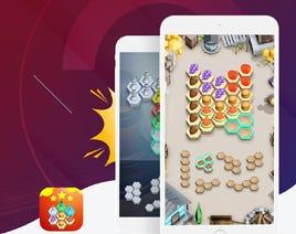 Hexa Block | Game Development (Android & IOS)