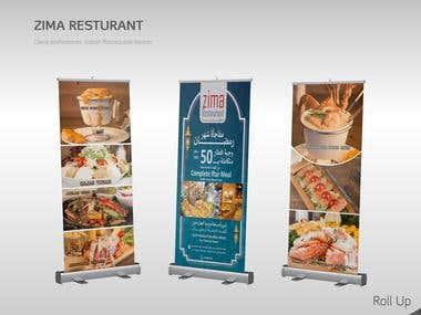 Zima Restaurant - Dubai
