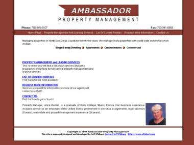 Ambassador Property Management