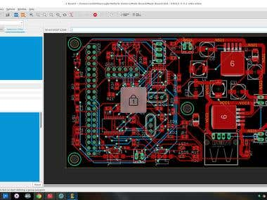 PCB Design of a Vehicle Detection Solution