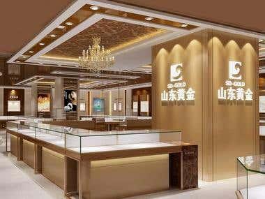 jewelry interior design