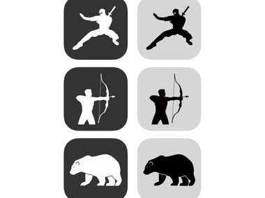 custom icon design