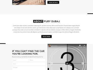 http://www.furydubaj.pl/ - Wordpress