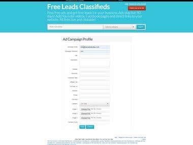 Osclass Ads Classifieds script bot development