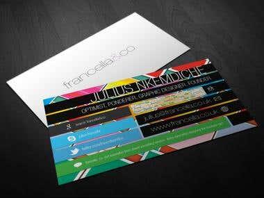 francella&co. Business Card