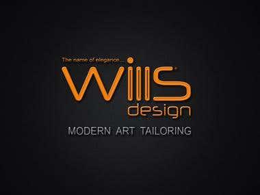 Wedding Tailoring Shop Logo