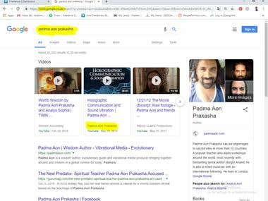 I can Rank Your Youtube\websites in google at 1st page.
