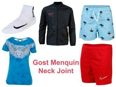 Neck Joint/ Ghost Meinquin edit and Background remove