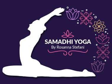 Logo Samadhi Yoga
