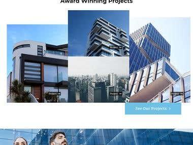 Architecture Website.