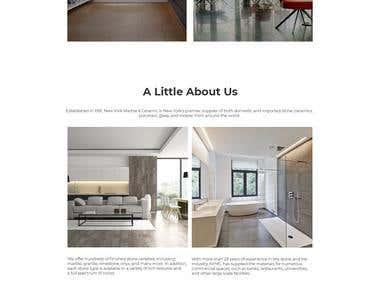 Website Design PSD