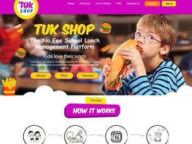 TUK SHOP - Lunch Module