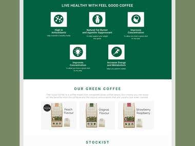 Green Bean Coffee